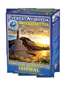Jaiphal čaj