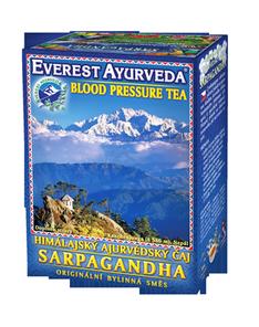 Sarpagandha čaj