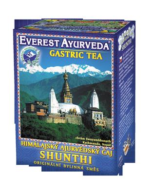 Shunthi čaj