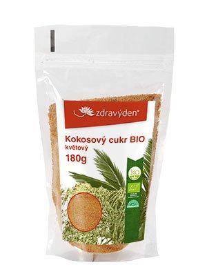 Kokosový cukr BIO květový 180g