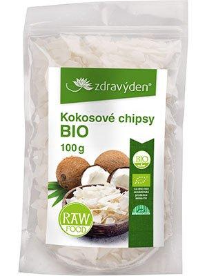 Kokosové chipsy BIO 100g