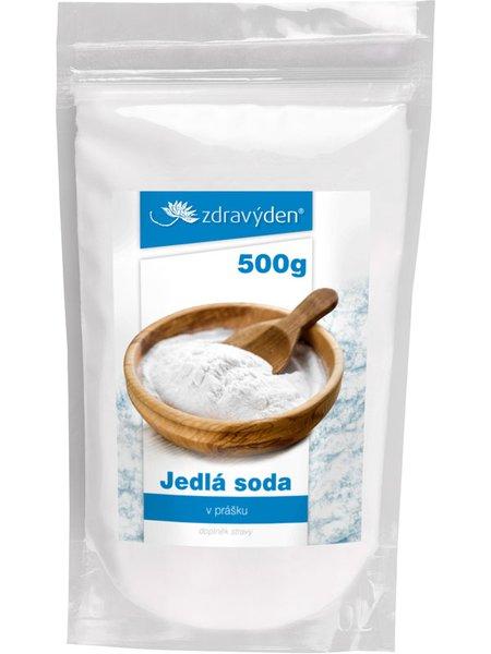 Jedlá soda v prášku 500g